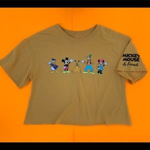 Disney T-shirt for women size large